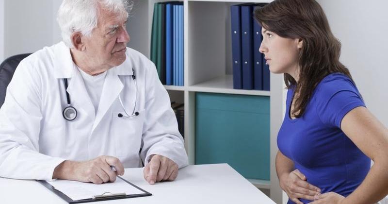 Болезненные ощущения в левом подреберье - признак расстройства пищеварения