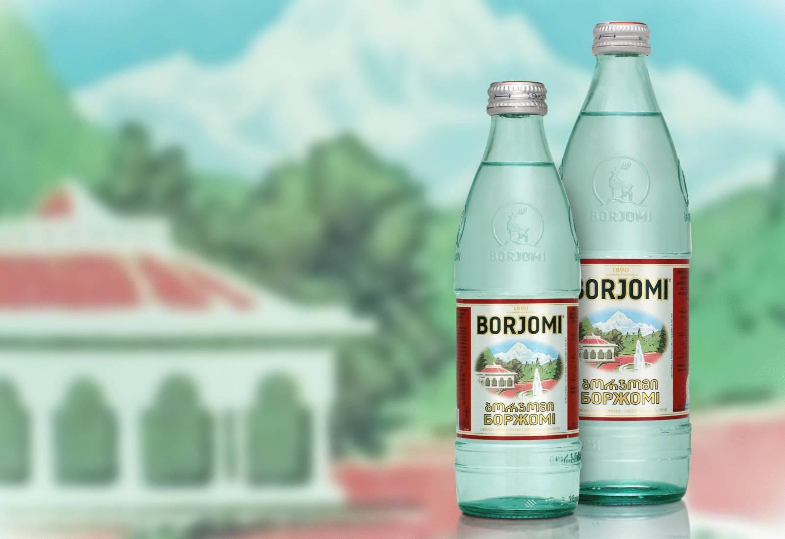 Минеральная вода при обострении: «Боржоми», «Buvet» или «Поляна Квасова»