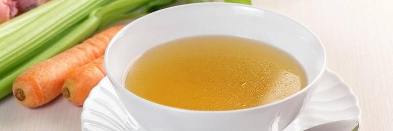 Овощные супы либо овощные бульоны как первое блюдо