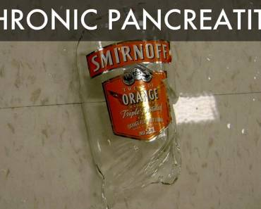 Хронический алкогольный панкреатит