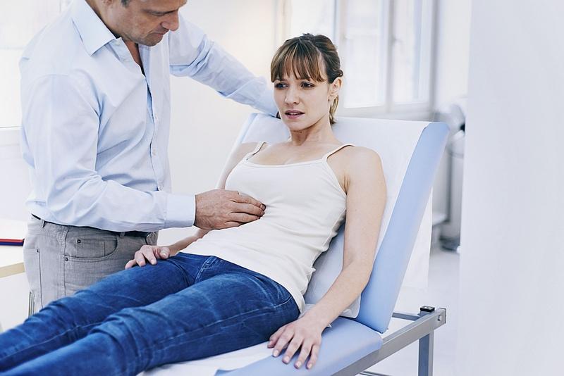 Приступ хронического панкреатита