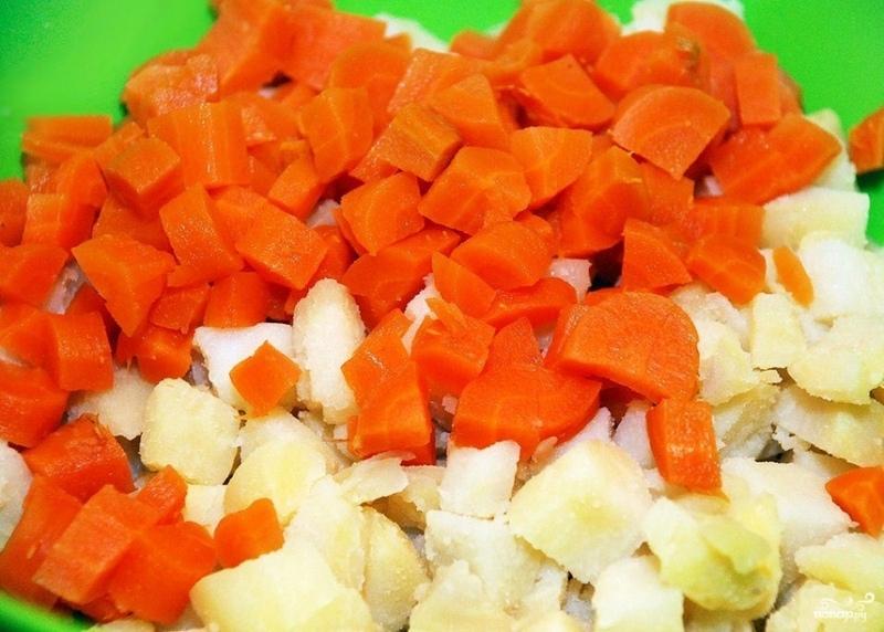 При купировании обострения разрешены картофель и морковь
