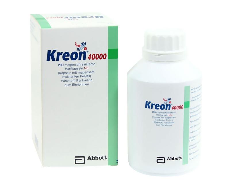 Ферментные препараты улучшают работу желудочно–кишечного тракта