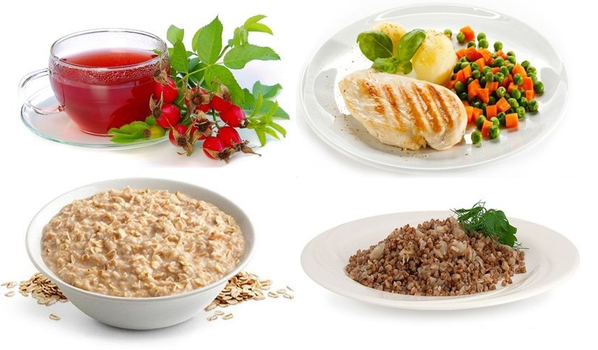 Питание человека при обострении хронического панкреатита