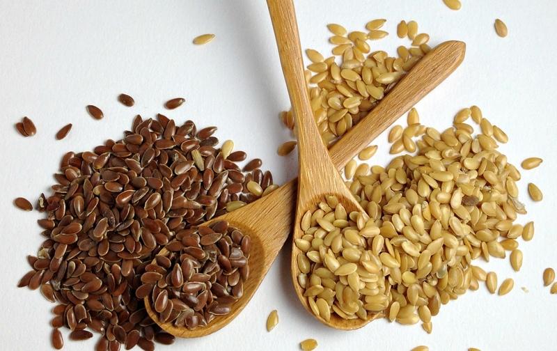 Семена льна способны выводить из организма все шлаки и вредные вещества