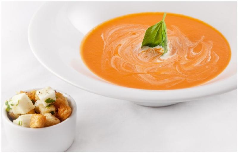 Рекомендуются к употреблению овощные супы с мелко перетертым картофелем, тыквой, морковью