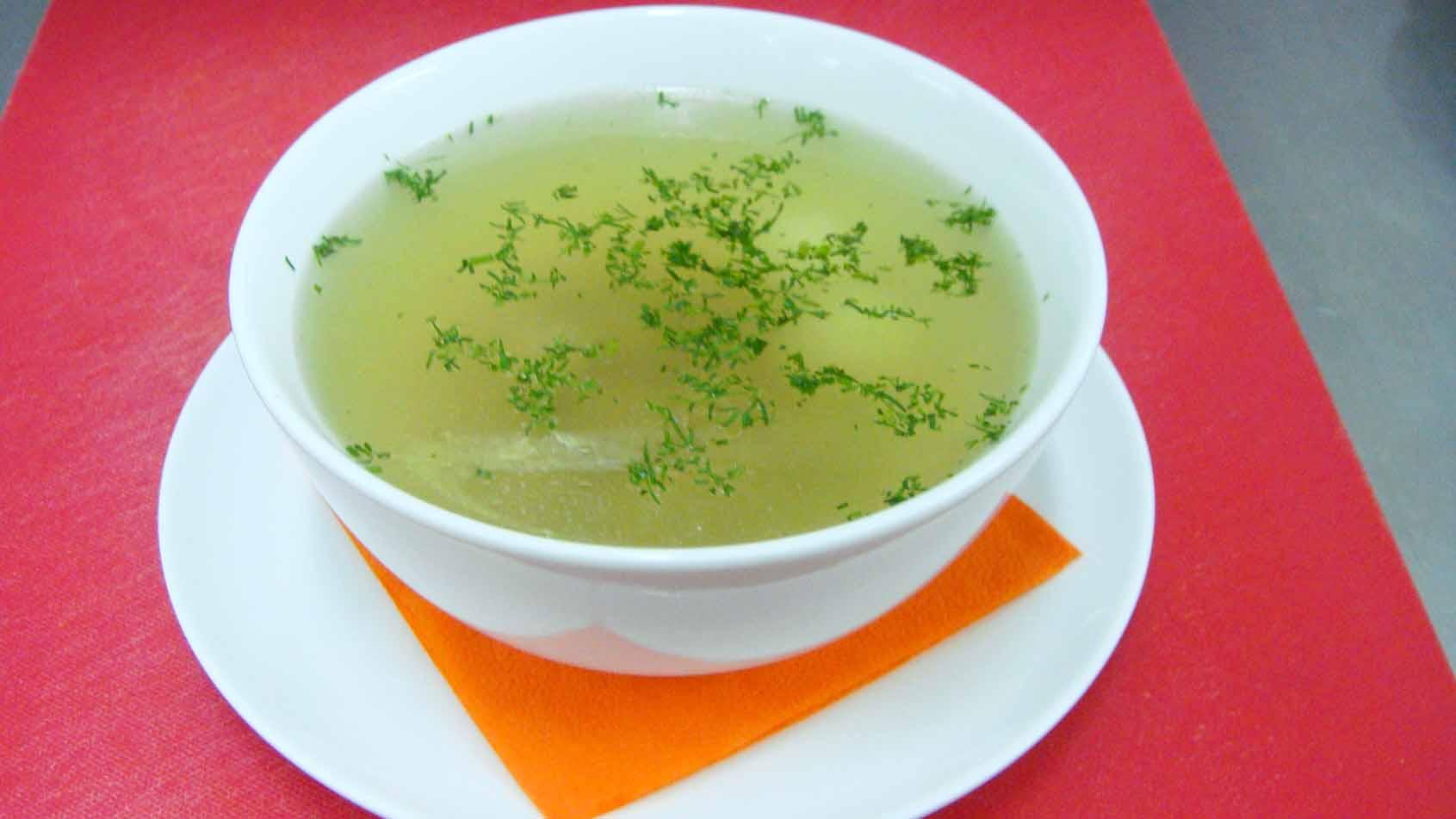 Питательные вещества в супе необходимы ежедневно