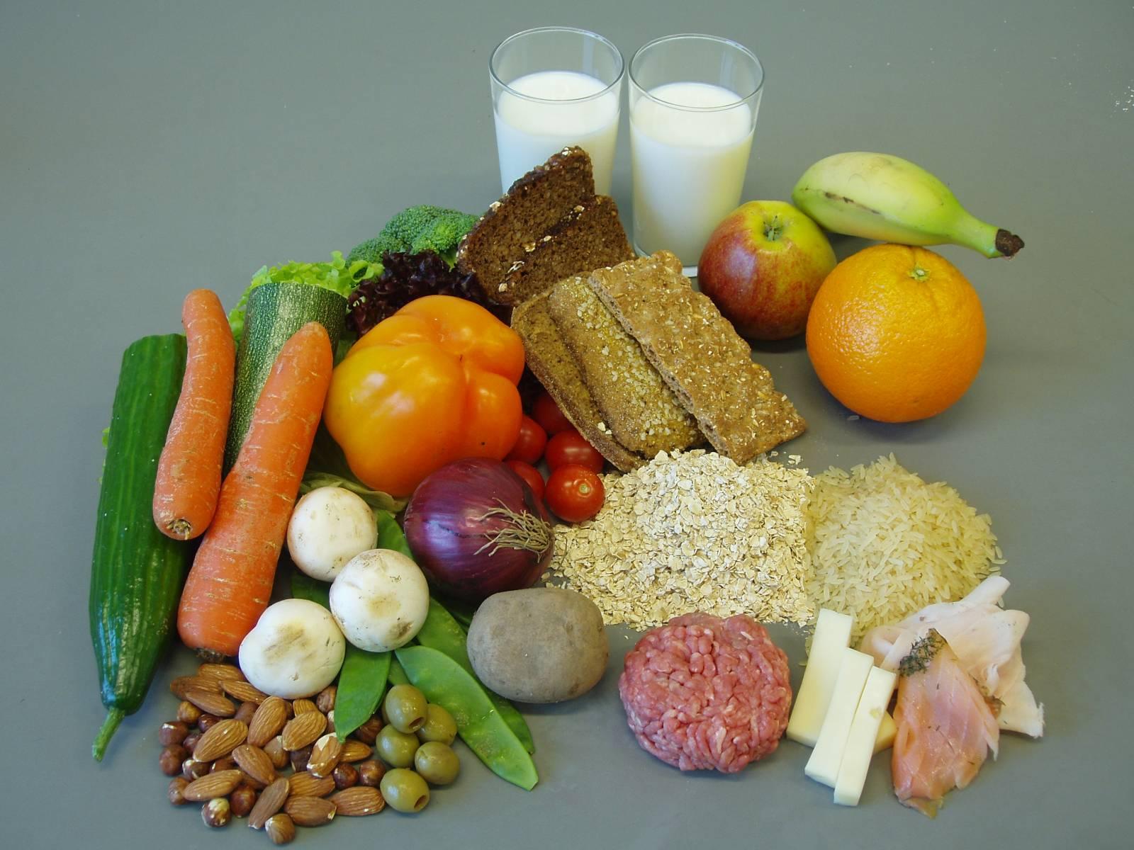 Диетические продукты при панкреатите