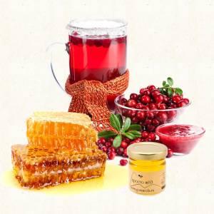 После обострения на 4 день разрешены к употреблению ягоды и мед
