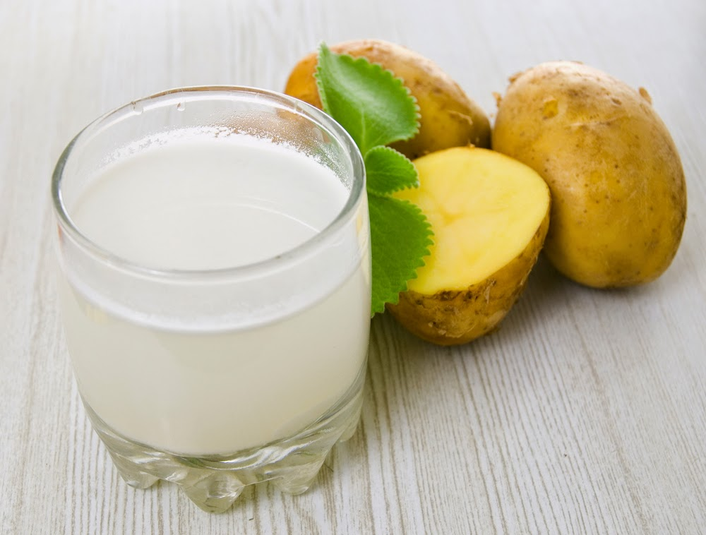 Лечение картофельным соком