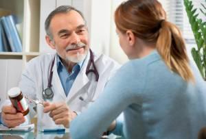 В тяжелых случаях врач может назначит более сильные препараты