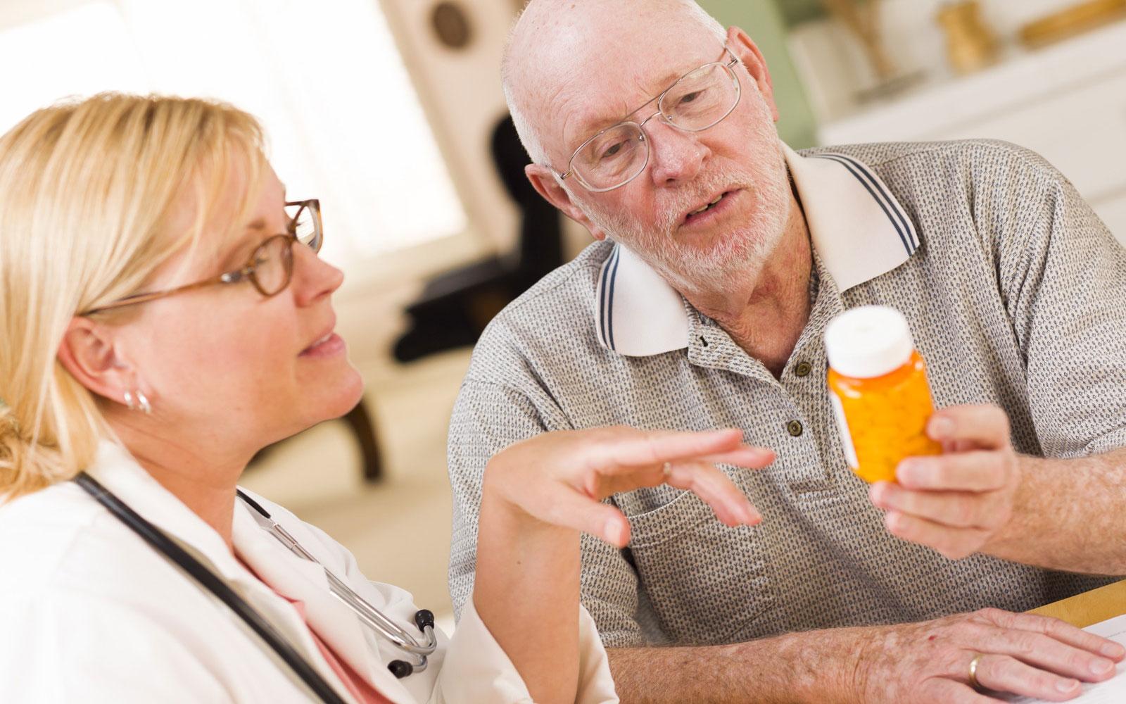 На консультации врач назначит соответствующее лечение
