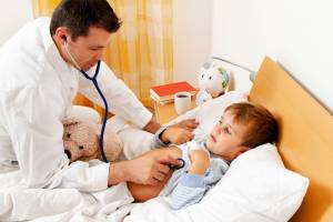 Панкреатит у детей