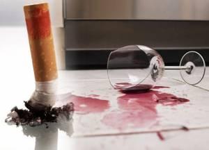 Самая распространенная причина хронического панкреатита - это курение и алкоголь